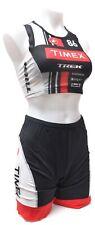 Castelli Timex Trek Women Free Donna Triathlon Race Kit Med Lrg Black Bike Tri