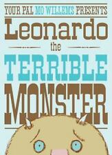 Leonardo the Terrible Monster by Mo WIlliams Childrens Picture Book
