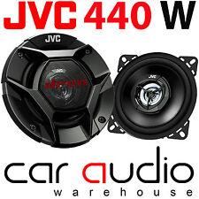 Toyota Aygo 2005 - 2015 JVC 10cm 4 Inch 440 Watts 2 Way Front Dash Car Speakers