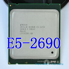 Intel Xeon E5-2690 (SR0L0) 2.9GHz (3.8GHz Max) / 8GT/s / 20MB Server Processor