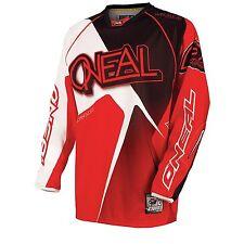 O'neal Element MTB DH FR Jersey Long Sleeve Racewear Red Large 0026R-104