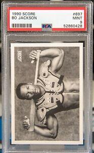 52860428 Bo Jackson 1990 Score 697 PSA 9 MINT Iconic Card Bo Knows Royals