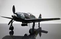 Rare Kit Tamiya 1/48 Luftwaffe Focke-Wulf Fw190 F-8 from Japan 3708