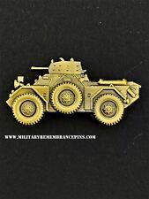 Ferret Armoured Scout Car FV701 Lapel Pin (V17)