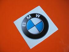 BMW 3D Look wheel centres sticker/decal x4