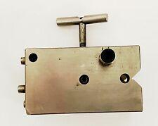 System 3r 653 Stainless Macro To Mini Manual Chuck Adapter Edm 3r Coupling Erowa