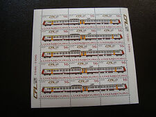 LUXEMBOURG - timbre yvert et tellier n° 1337A x5 n** (Z9) stamp (A)