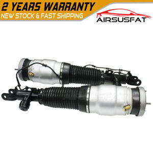 Pair Front Left Right Air Suspension Shock Strut for Hyundai Equus/Genesis 09-16