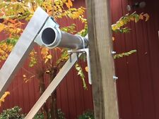 Solar panel 2 arm universal mount kit, mounts to wall or 4x4 post.  USA