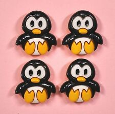 Robe it up boutons ludique pingouins 5836-Pingouin