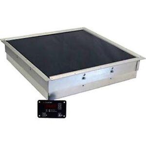 Cooktek Incogneeto Under-counter Induction Buffet Warmer B652-U2