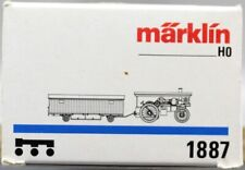 Marklin Vintage Collection 1887 Tractor with Tow Truck Rv Lidner Kinematograph