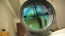 NIKON mount converted Canon MACRO TV zoom J12x10 -120mm f1.7 b4 lens parfocal