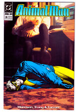 ANIMAL MAN #26 in VF/NM condition a 1990 DC comic by GRANT MORRISON