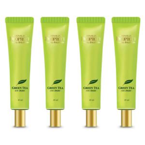 Premium Deoproce Green Tea Total Solution Eye Cream 40ml*4Pcs