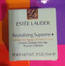 Estee Lauder Revitalizing Supreme + Global Anti Aging Cell Power Creme .17oz 5ml