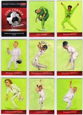 Cow Corner Official John Ireland Cricket Trading Card Set - Warriors