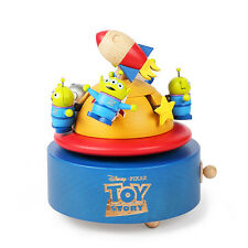 New Toy Story Alien Rocket Music Box - Disney collection