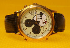 "Men's Vintage MICKEY MOUSE by SEIKO ""7T32-6E90"" Quartz Chronograph Watch"