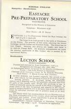 1964 School Eastacre, Winchester Lucton , Leominster Beale, Hd