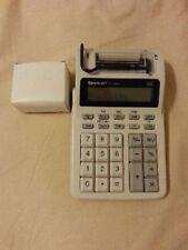 Sharp EL-1701C Printing Calculator