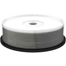 Blank CD-R Printable Full Surface MR242 25 Discs 90 Minutes 800MB Space Media