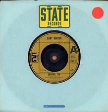 "Gary Benson (7"" Vinilo compartir que/Old folk) - Estado-stat 29-UK-1976-Ex/casi como nuevo"
