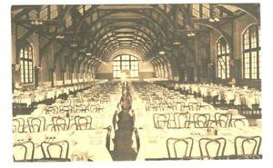 Rock Hill SC Winthrop College Dining Hall Circa 1920 Postcard