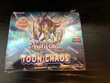 Yu-Gi-Oh! - Toon Chaos - Booster Box 1st Edition (Factory Sealed)