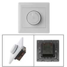 220V Adjustment Ceiling Fan Speed Control Switch Wall Button Dimmer Switch