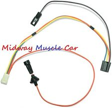 Heater Control Wiring Harness Chevy GMC 67 68 pickup truck suburban k10 c10