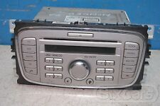Ford Mondeo IV BA7 Autoradio Radio 6000 CD m Code 8S7T-18C815-AC VP8S7F18C844EA