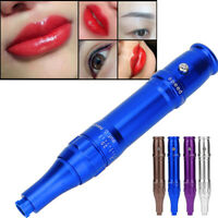 New Miroblading Tattoo Pen Kit Eyebrow Eyeline Lip Semi Permanent Makeup Machine