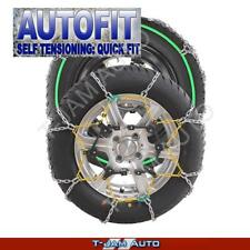 Snow Chains Car 14 15 16 17 18 Inch CA90 205/65x15 Wheels Tyres New