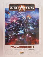 Beyond The Gates Of Antares Rulebook by Warlord Games