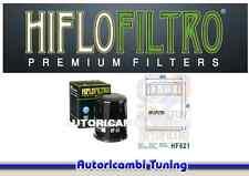 FILTRO DE ACEITE HIFLO HF621 MOTORRAD Ártico Cat LTD - 700 cc - años: 2013