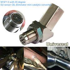 Check Engine Light O2 Sensor CEL Eliminator Adapter Spacer W/Catalytic Converter