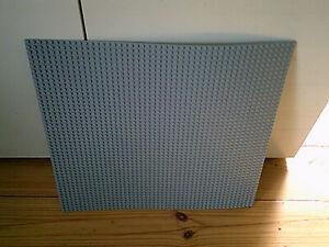 Lego Bau-Grundplatte 48x48 Noppen neuhellgrau