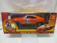 GENERAL LEE 1969 DODGE CHARGE ELITE DUKES OF HAZZARD ERTL 1:18 SCALE OPENING