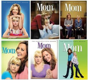Mom - The Complete Series Seasons 1-6 New UK Compatible All Region Worldwide DVD
