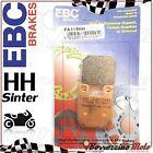 PASTIGLIE FRENO POSTERIORE SINTER EBC FA115HH PEUGEOT XR6 RACE SPEC 50 2002