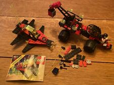 Lego M Tron Set Of Vehicles Classic Vintage Collectable Instructions Spares
