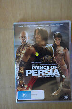 Prince Of Persia - The Sands Of Time (DVD, 2010)-  Pre Owned VGC (Box D16)