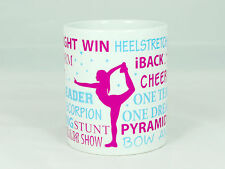 Tasse Cheerleader Kaffeetasse Cheerleading Cheer Sport