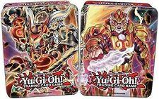 Yu-Gi-Oh Mega Tin 2014 Bujintei Susanowo & Brotherhood of the Fire Fist Tiger