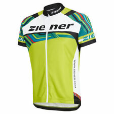 Ziener Team bike Jersey señores bicicleta camiseta bicicleta camiseta con Front RV 159828