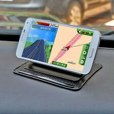 360° Rotating Car Dashboard Mount Holder Stand Sticky Non-Slip Pad For Phone GPS
