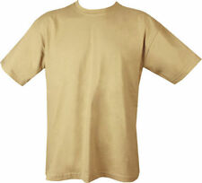 Para Hombre Militar T Shirt Xs-Xxxl Combate Del Ejército 100% Algodón Camuflaje británico Usa