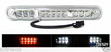 2007 - 12 Chevy Silverado GMC Sierra LED Third 3rd Brake Light Tail Lamp Chrome