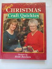 Aleene's Christmas Craft Quickies by Heidi Borchus Book Projects Bazaar